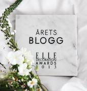 Årets blogg 2014