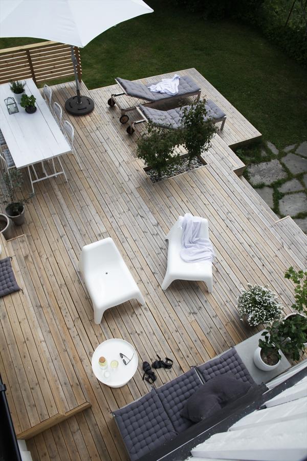 Prosjekt // terrasse   elisabeth heier