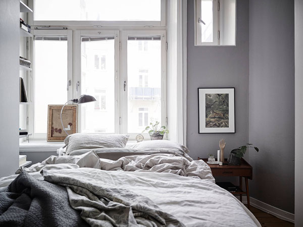 Onsdagsinspo // soverom i grÅtt   elisabeth heier