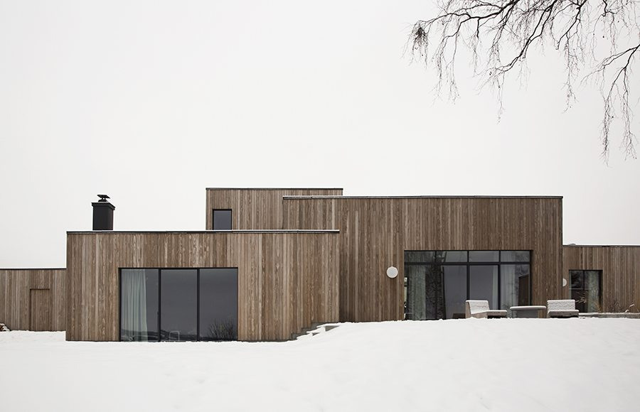 THIS WEEKS MOST INSPIRING // THE GJØVIK HOUSE BY NORM ARCHITECTS
