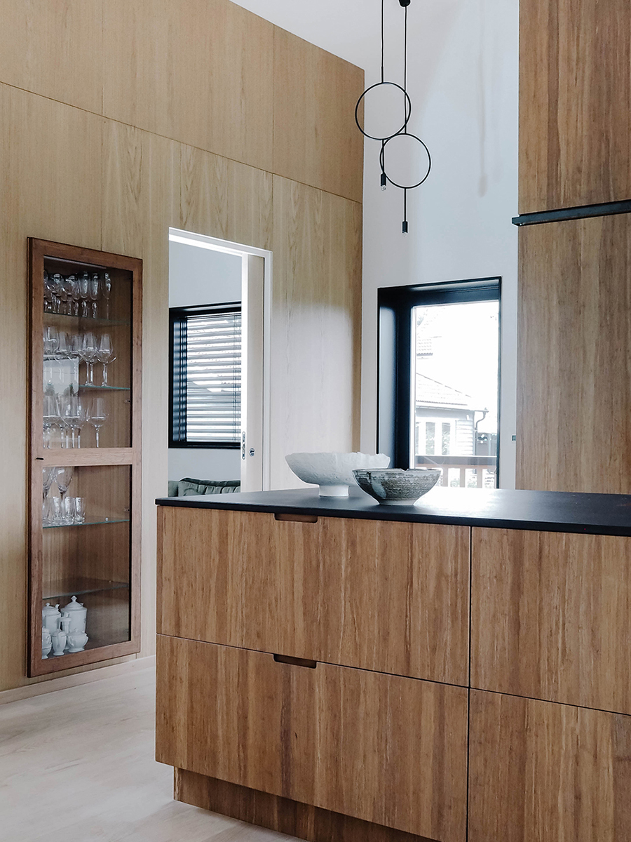 OSLO HOUSE WITH BAMBOO KITCHEN