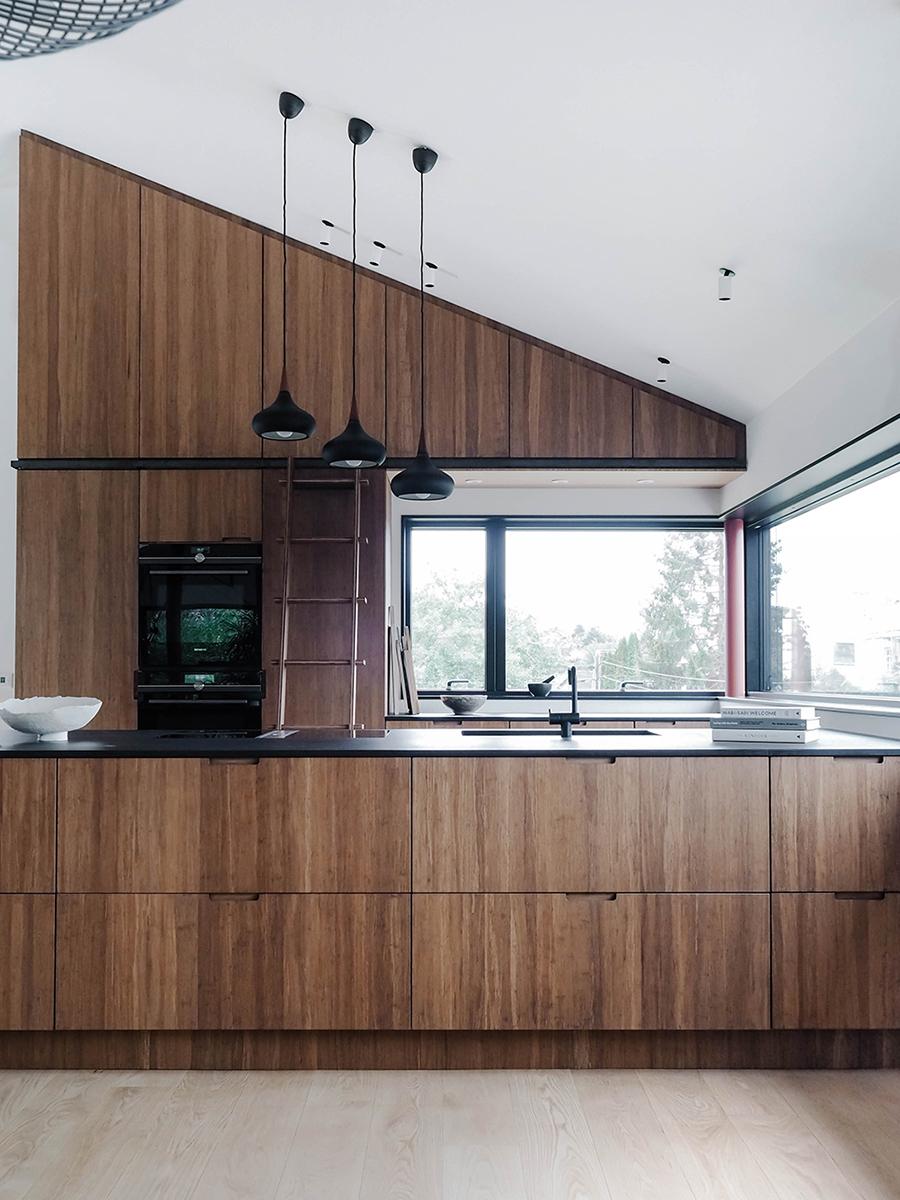 Oslo House With Bamboo Kitchen Elisabeth Heier