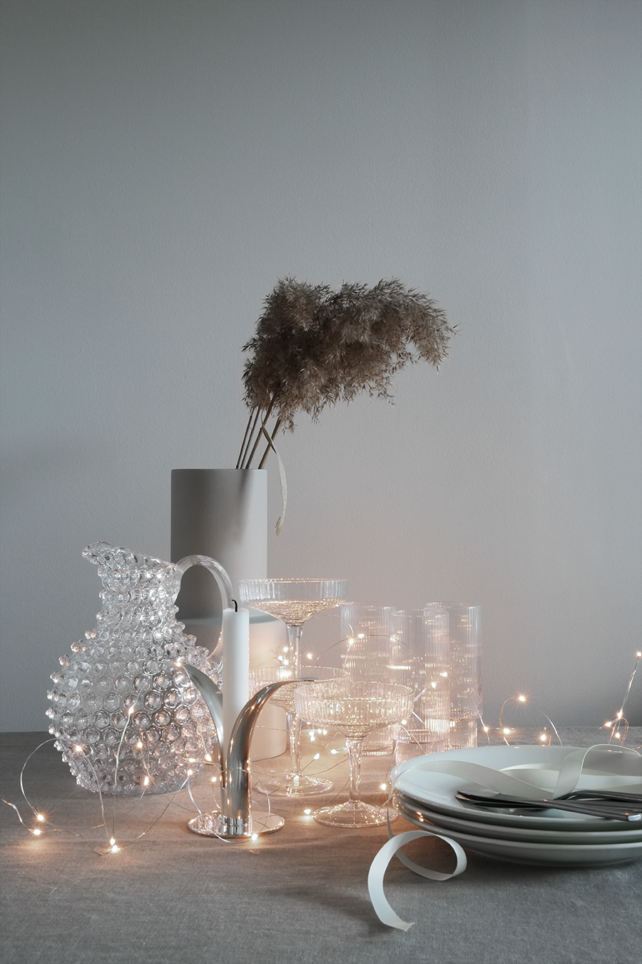 GET THE LOOK // EVERYTHING YOU NEED FOR THE NEW YEARS TABLE