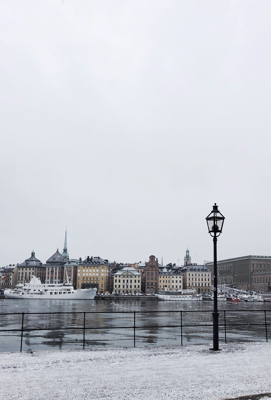 THE STOCKHOLM GUIDE, BY FRIENDS AND RESIDENTS